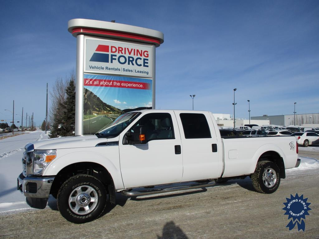 Click Here To View 2016 Ford Super Duty F-250 XLT - 130575