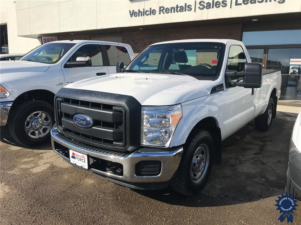 Click Here To View 2016 Ford Super Duty F-250 XL - 130580