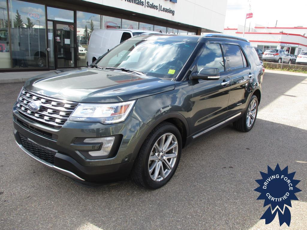 Click Here To View 2016 Ford Explorer Limited - 130667