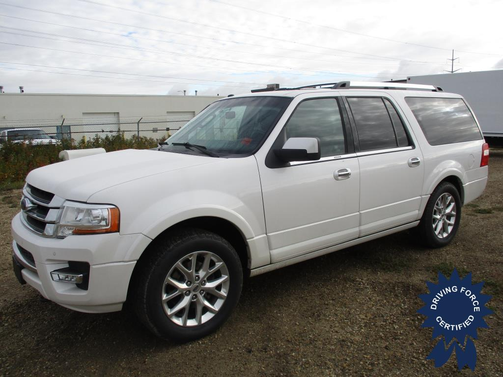 Click Here To View 2016 Ford Expedition Max Limited - 132821