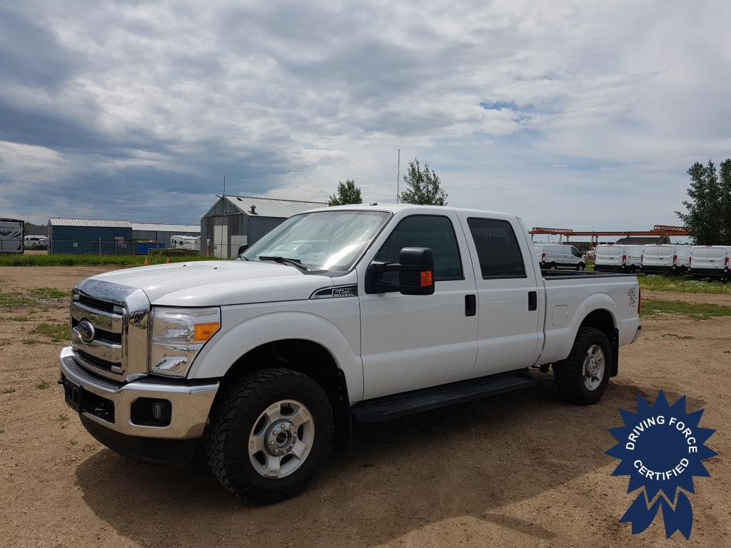 Click Here To View 2016 Ford Super Duty F-250 XLT - 132966