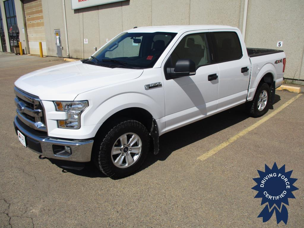 Click Here To View 2016 Ford F-150 XLT - 133024