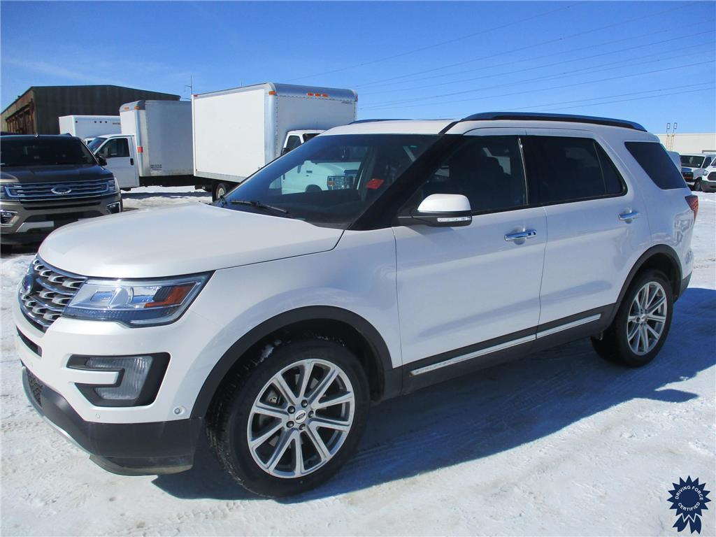 Click Here To View 2016 Ford Explorer Limited - 133277