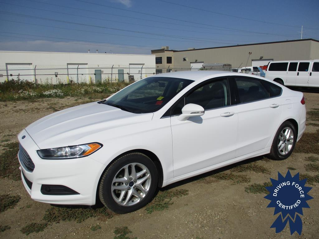 Click Here To View 2016 Ford Fusion SE - 133733