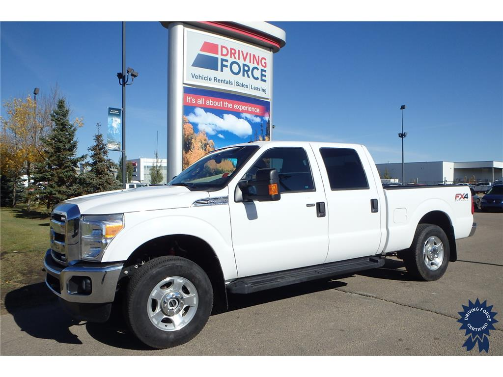 Click Here To View 2016 Ford Super Duty F-250 XLT - 133750