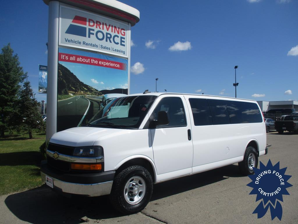 Click Here To View 2016 Chevrolet Express Passenger LT - 133959