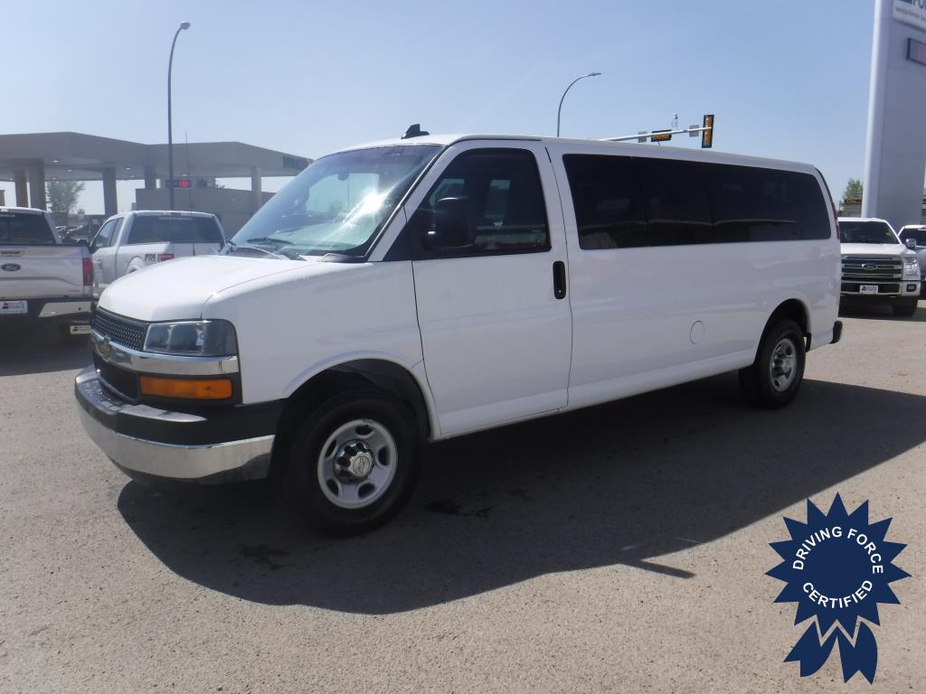 Click Here To View 2016 Chevrolet Express Passenger LT - 133961
