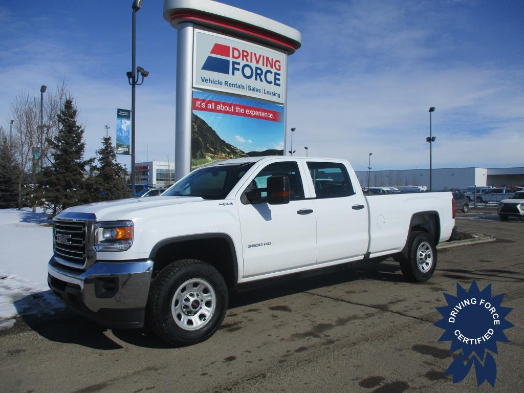 Click Here To View 2016 GMC Sierra 3500HD  - 134924