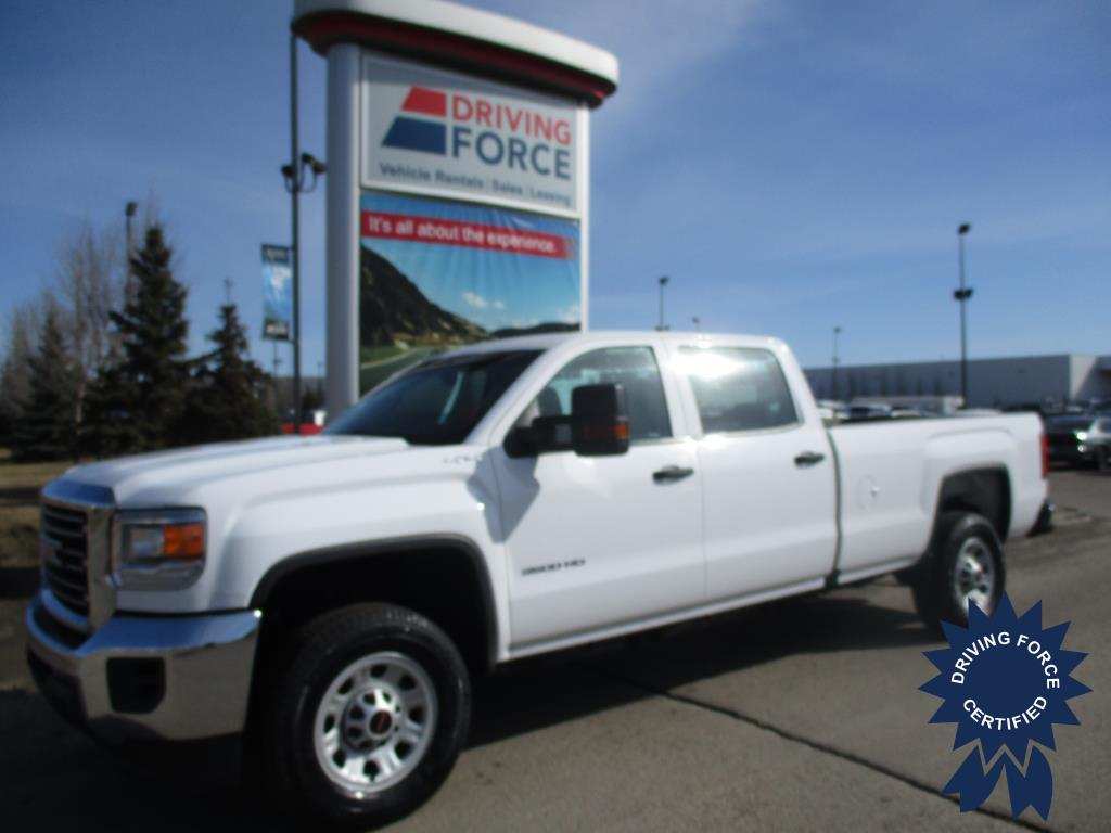 Click Here To View 2016 GMC Sierra 3500HD  - 134929