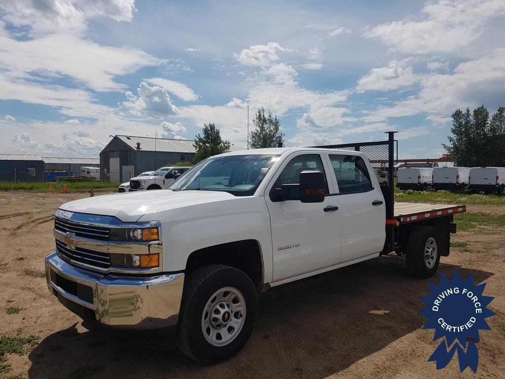 Click Here To View 2016 Chevrolet Silverado 3500HD Work Truck - 135466
