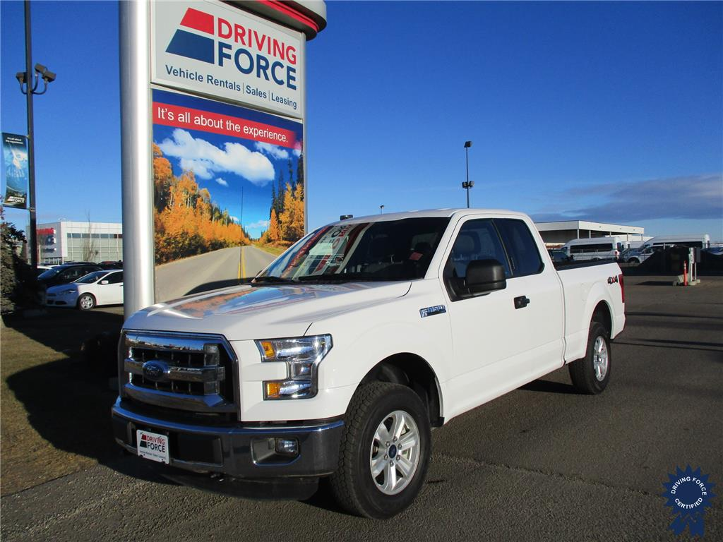 Click Here To View 2016 Ford F-150 XLT - 135577