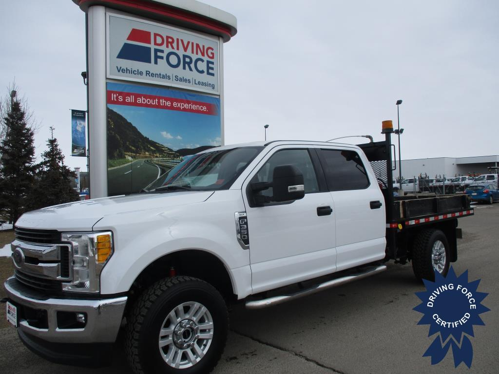 Click Here To View 2017 Ford Super Duty F-350 XLT - 135598