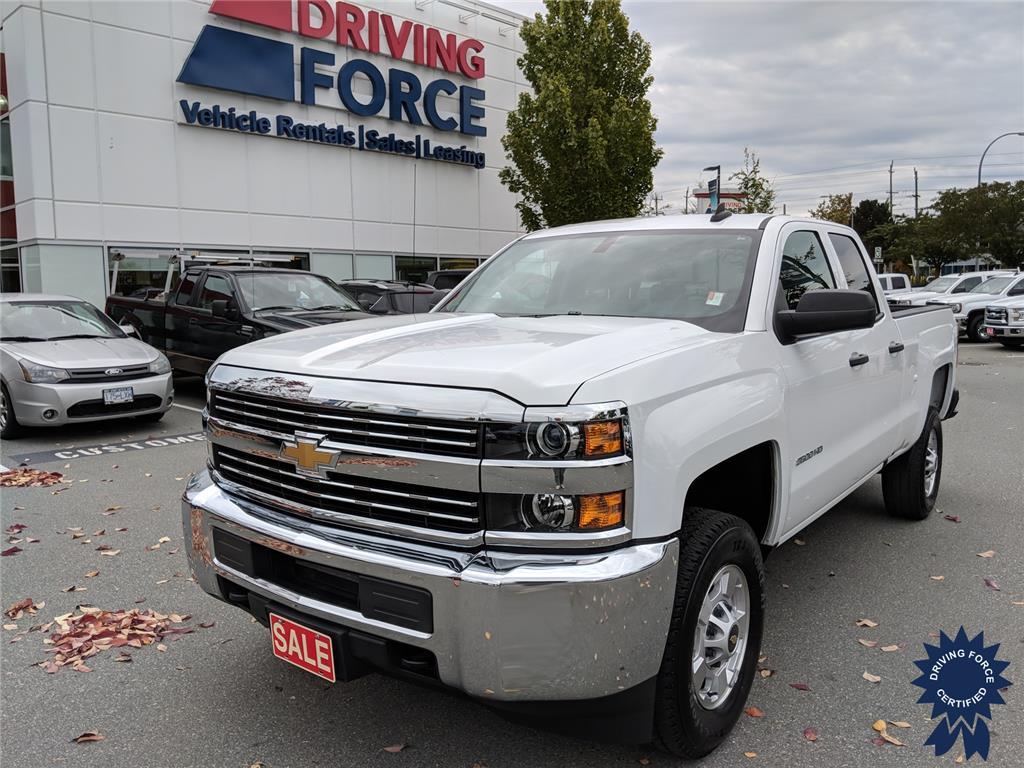 Click Here To View 2017 Chevrolet Silverado 2500HD Work Truck - 135884