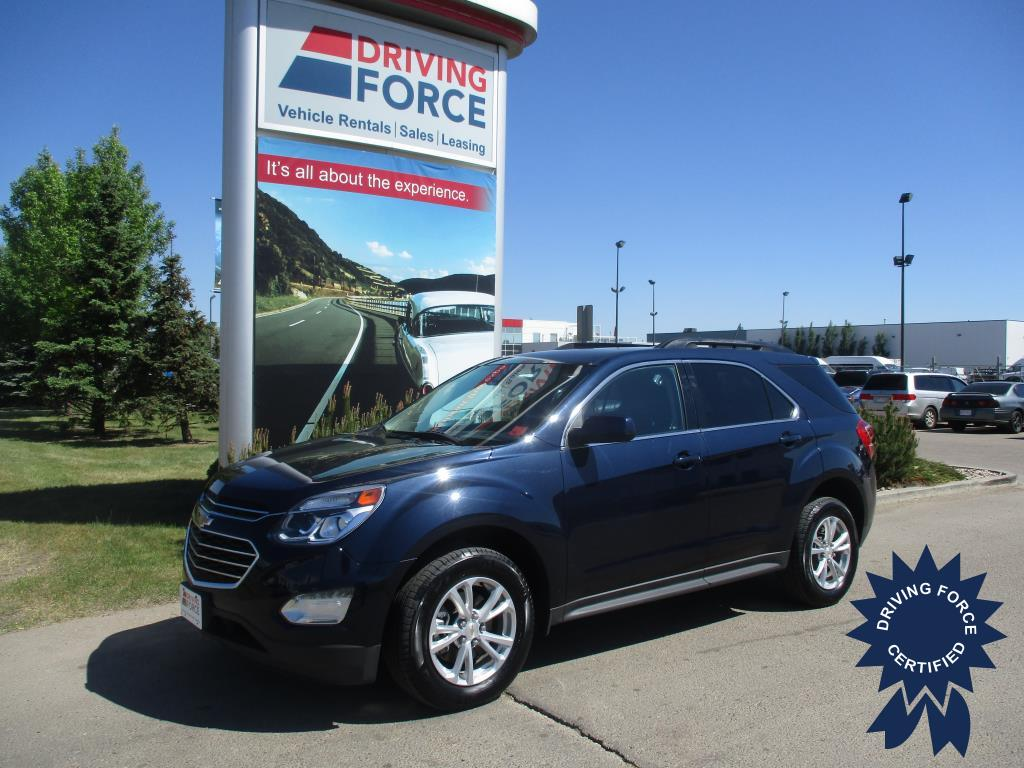 Click Here To View 2017 Chevrolet Equinox LT w/1LT - 136652