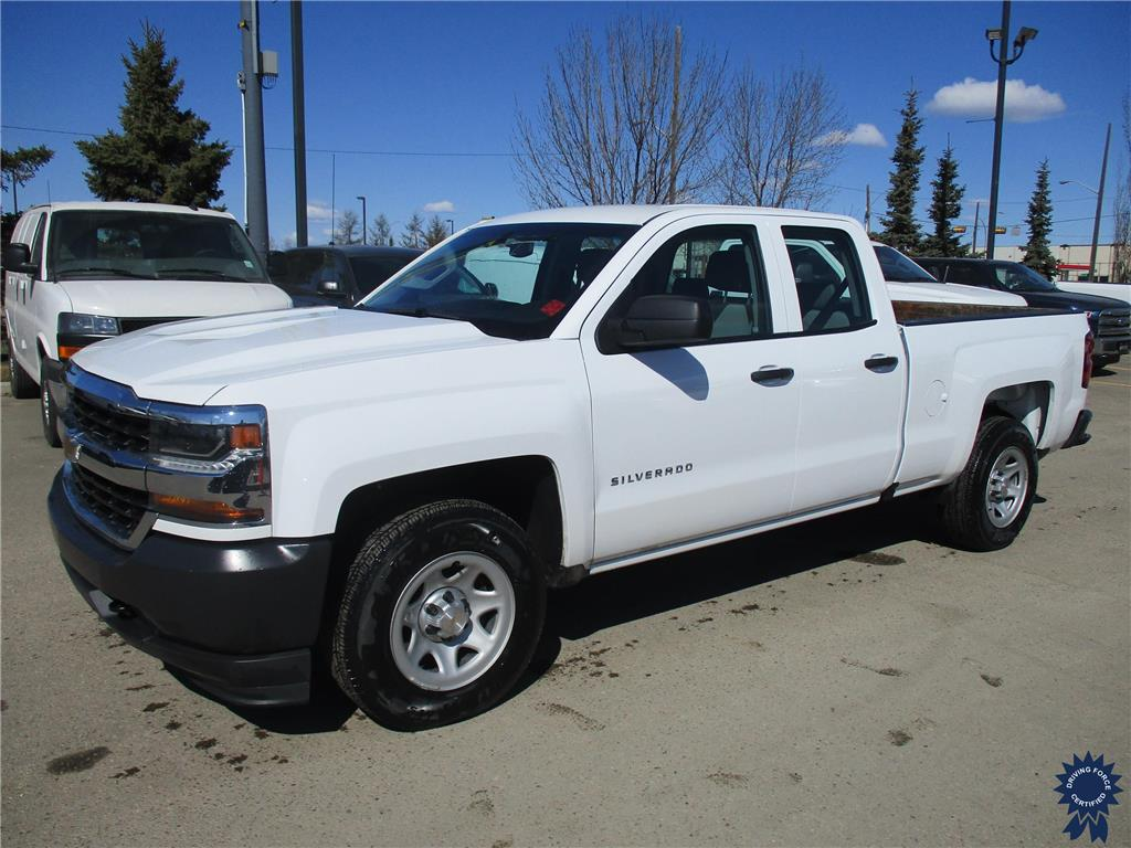Click Here To View 2017 Chevrolet Silverado 1500 Work Truck - 137116