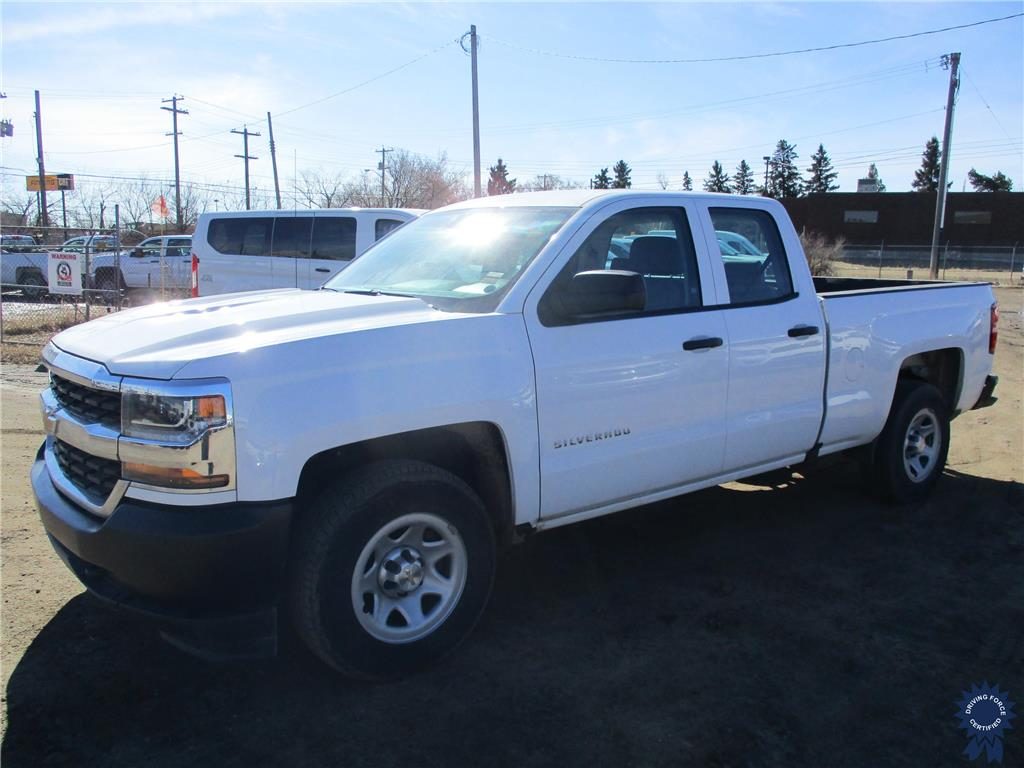 Click Here To View 2017 Chevrolet Silverado 1500 Work Truck - 137120