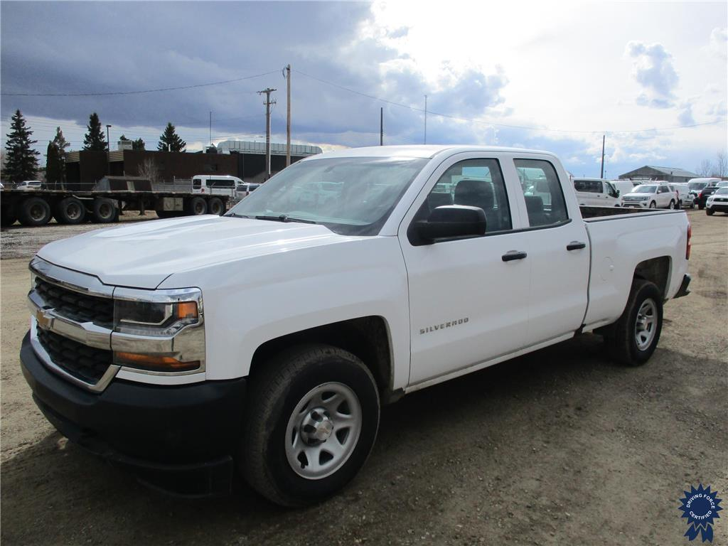 Click Here To View 2017 Chevrolet Silverado 1500 Work Truck - 137121