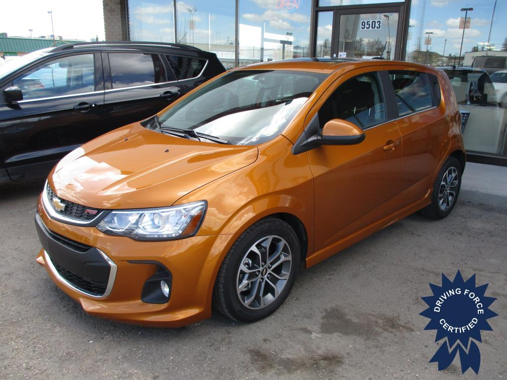 Click Here To View 2017 Chevrolet Sonic LT - 137476