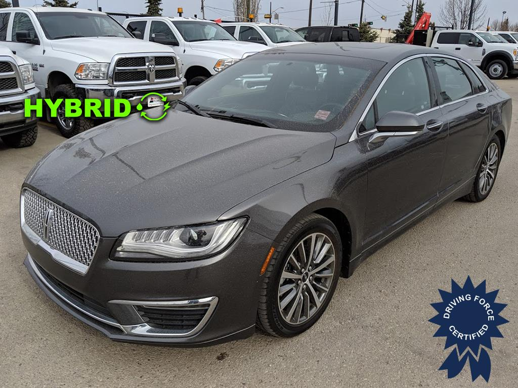 Click Here To View 2017 Lincoln MKZ Select Hybrid - 137553