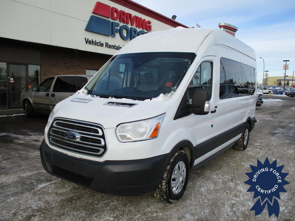 Click Here To View 2017 Ford Transit Wagon XLT - 137894
