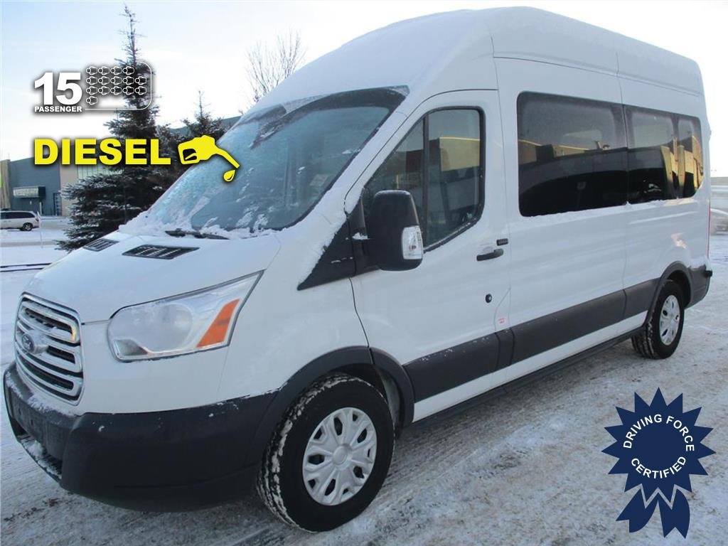 Click Here To View 2017 Ford Transit Wagon XLT - 137906