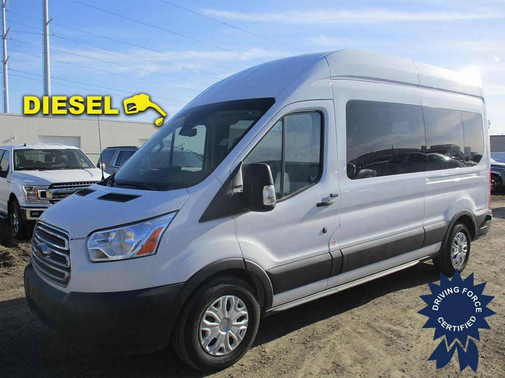 Click Here To View 2017 Ford Transit Wagon XLT - 137912