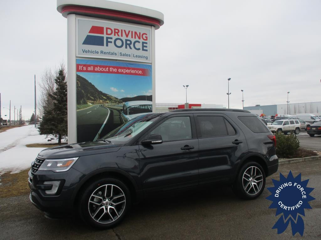 Click Here To View 2017 Ford Explorer Sport - 137970