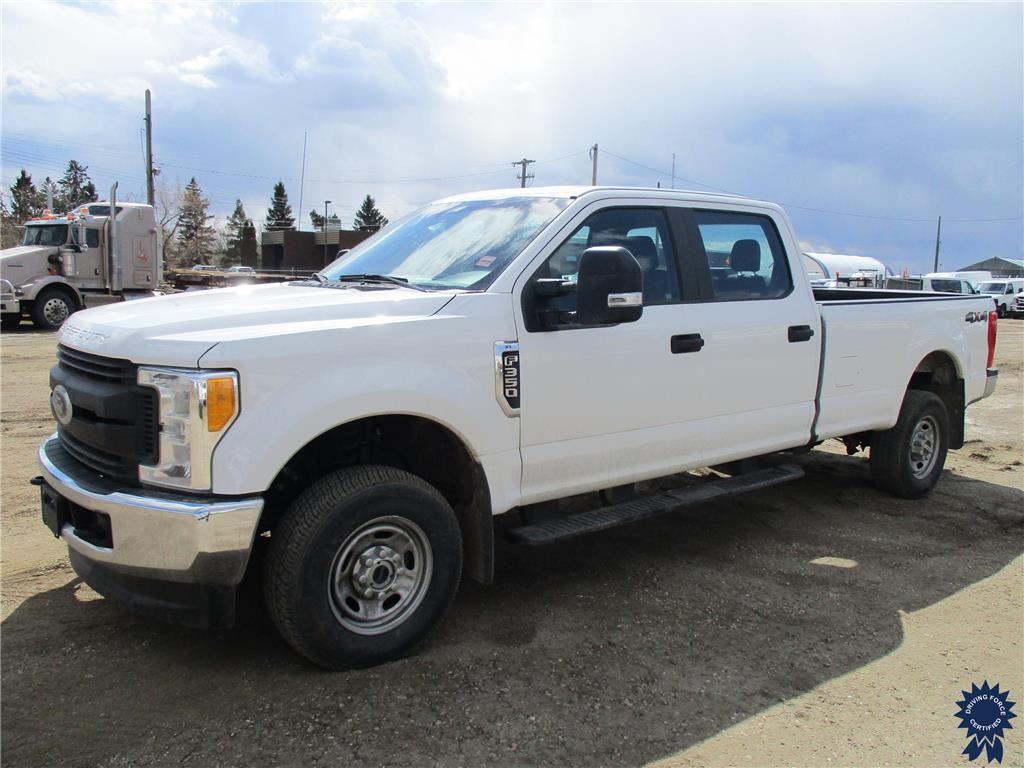 Click Here To View 2017 Ford Super Duty F-350 XL - 138046