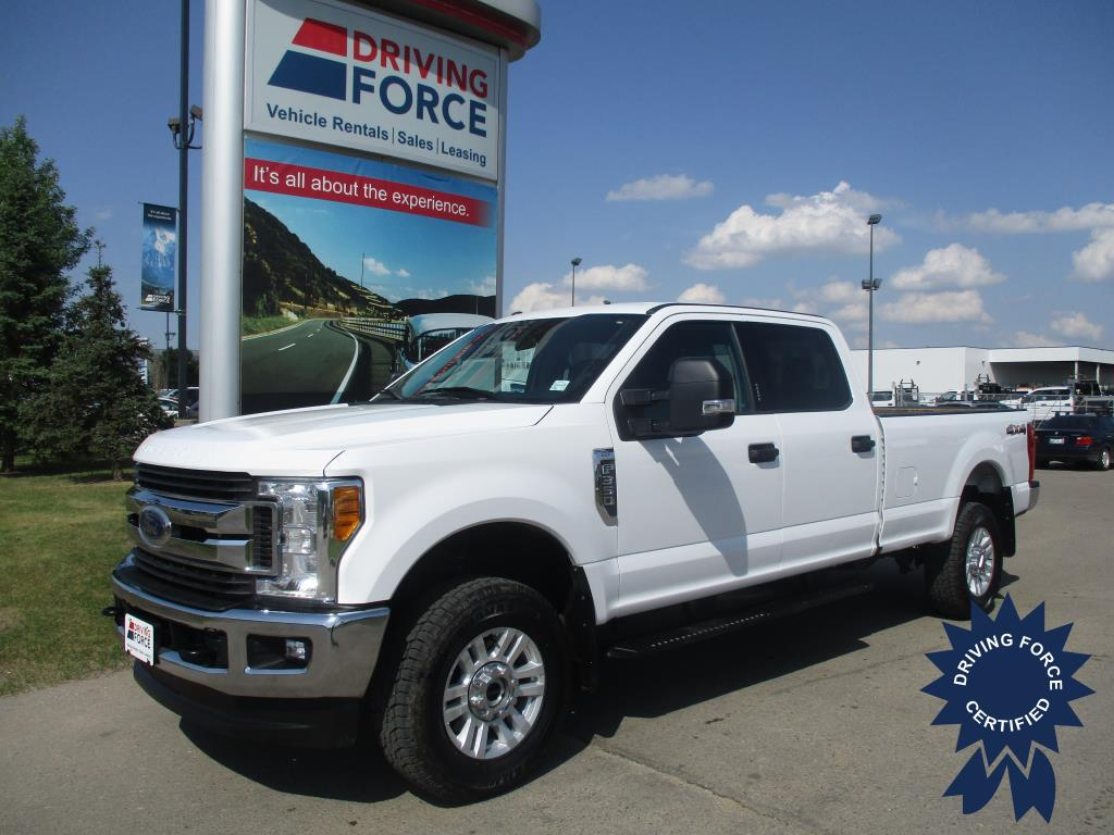 Click Here To View 2017 Ford Super Duty F-350 XLT - 138067