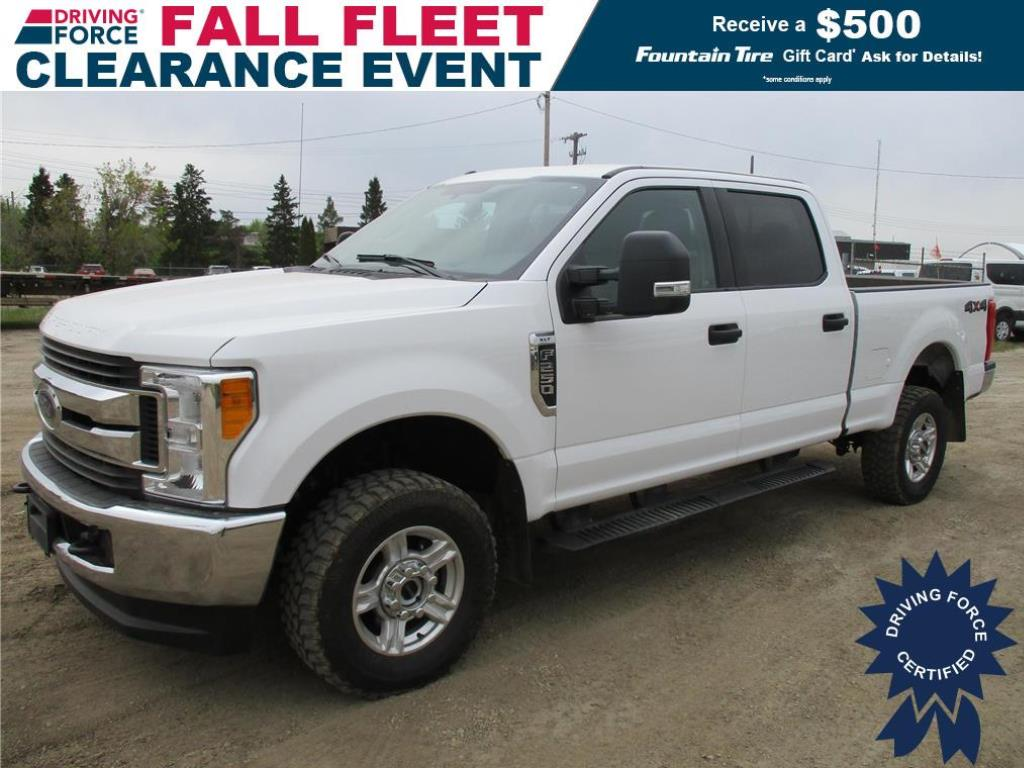 Click Here To View 2017 Ford Super Duty F-250 XLT - 138216