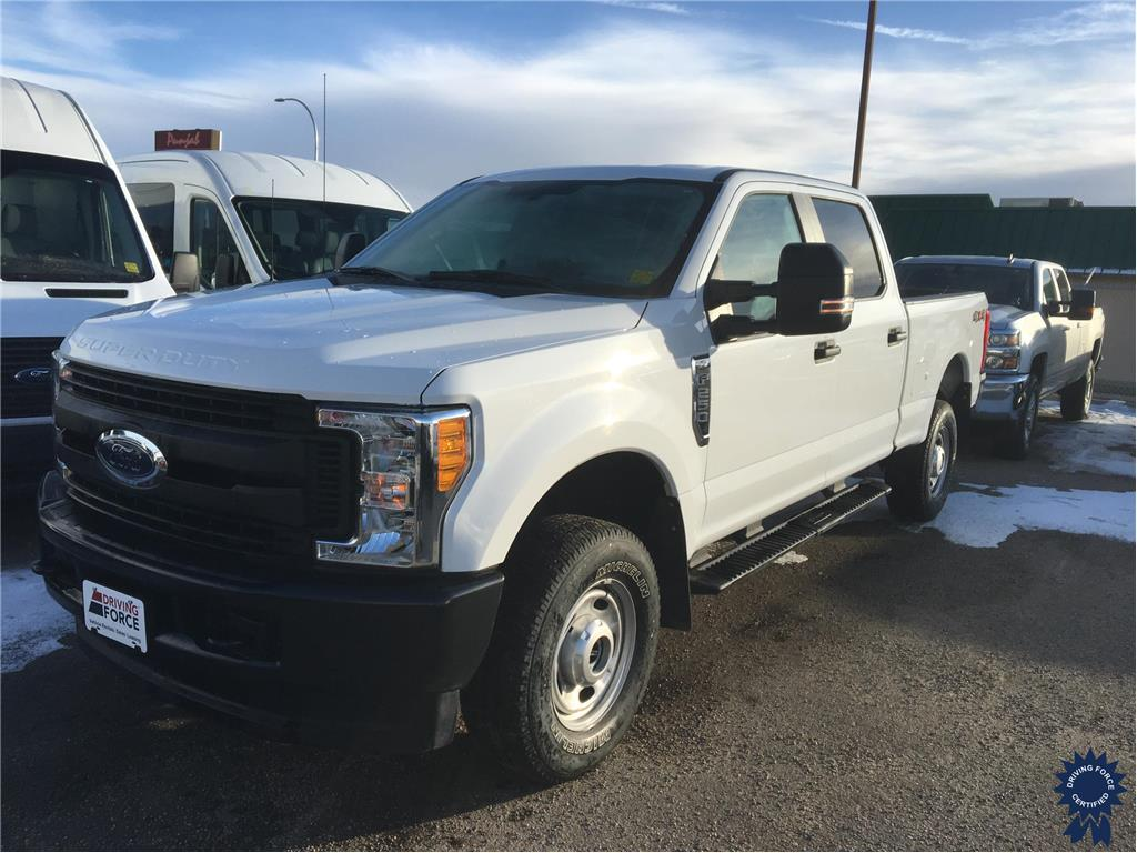 Click Here To View 2017 Ford Super Duty F-250 XL - 138234