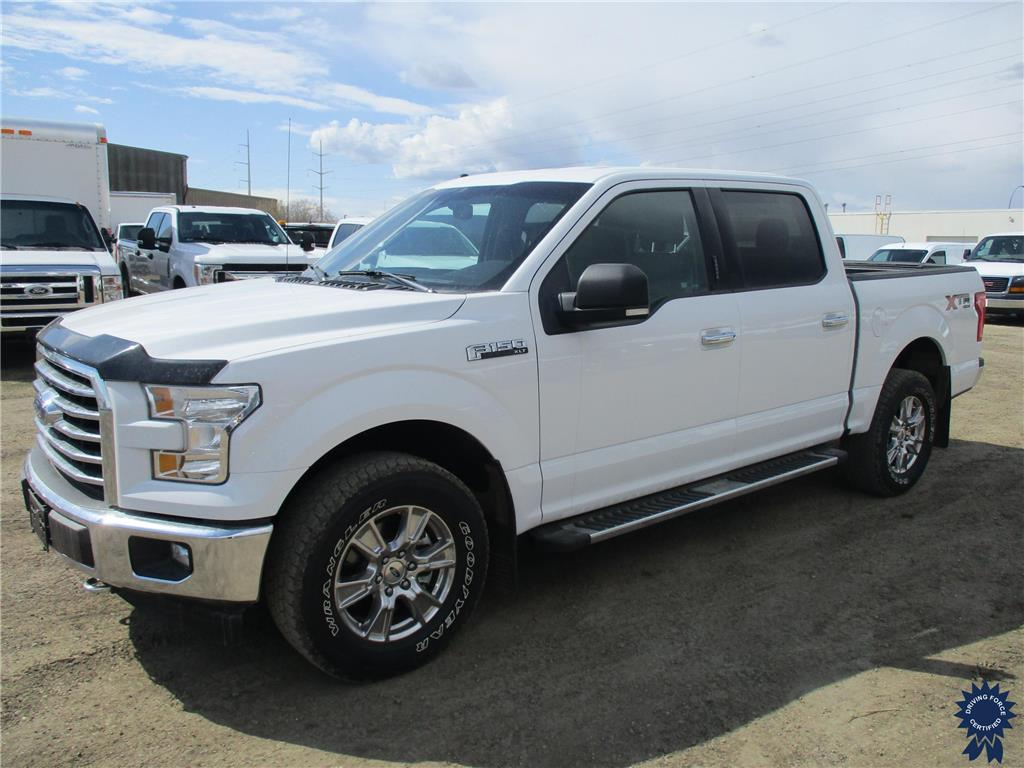 Click Here To View 2017 Ford F-150 XLT - 138321