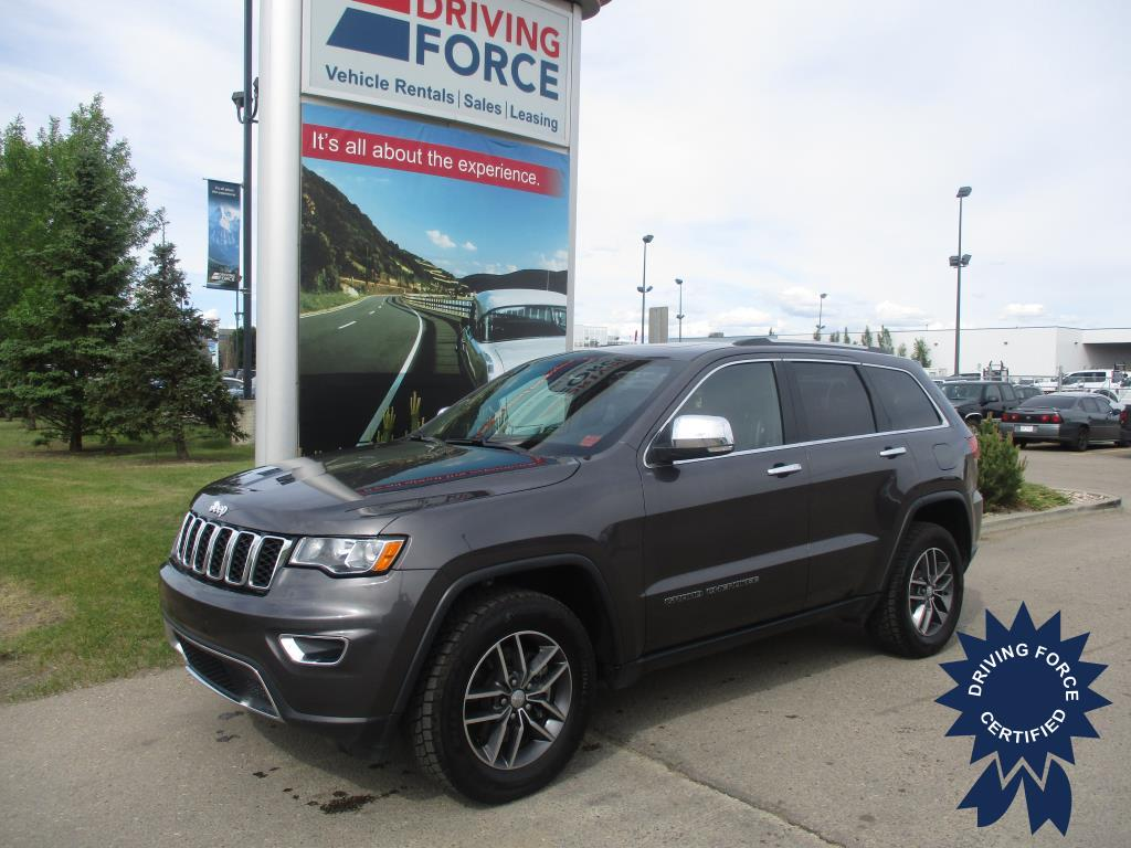 Click Here To View 2017 Jeep Grand Cherokee Limited - 138397