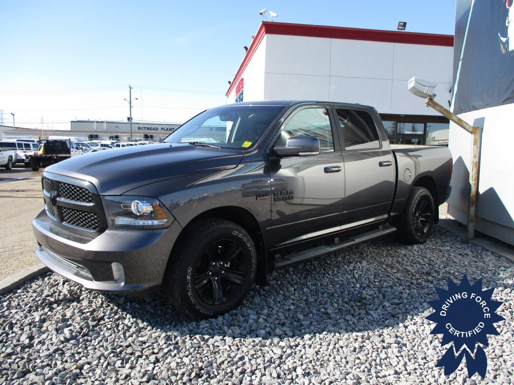 Click Here To View 2017 Ram 1500 Night - 138527