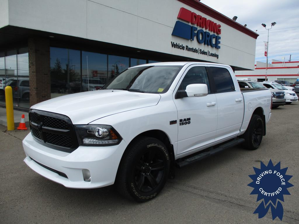 Click Here To View 2017 Ram 1500 Night - 138530