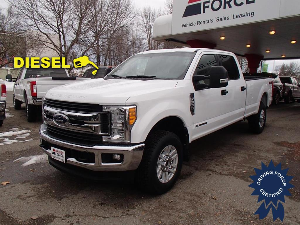Click Here To View 2017 Ford Super Duty F-350 XLT - 138543