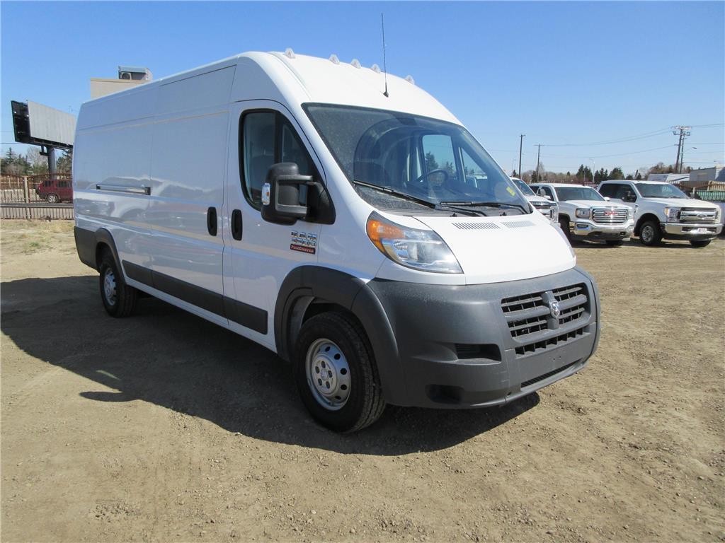 2017 Ram ProMaster Cargo Van  - 138558