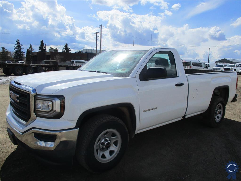 Click Here To View 2017 GMC Sierra 1500  - 138688