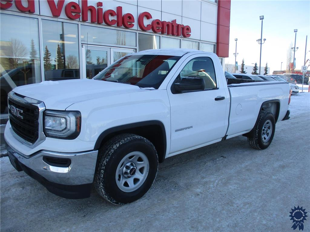 Click Here To View 2017 GMC Sierra 1500  - 138699