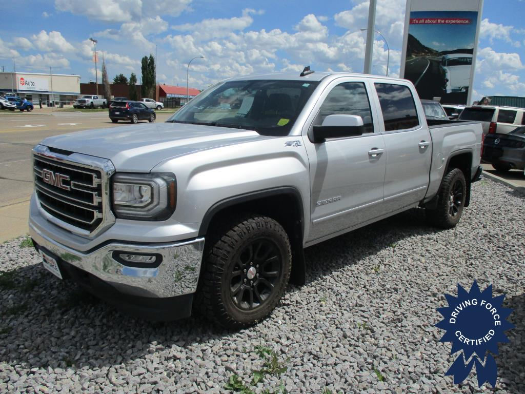 Click Here To View 2017 GMC Sierra 1500 SLE - 139196