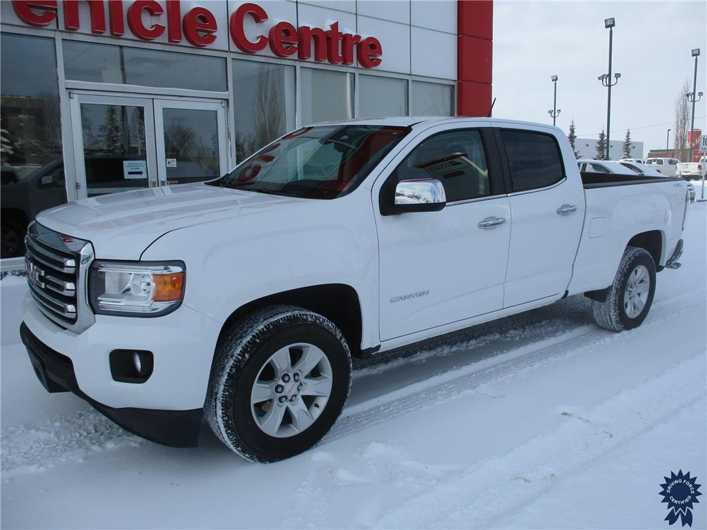 Click Here To View 2017 GMC Canyon 4WD SLE - 139216