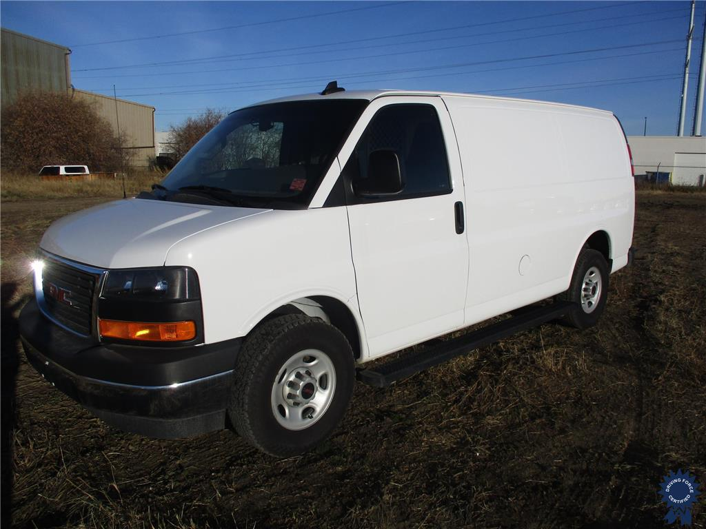 Click Here To View 2017 GMC Savana Cargo Van  - 139267