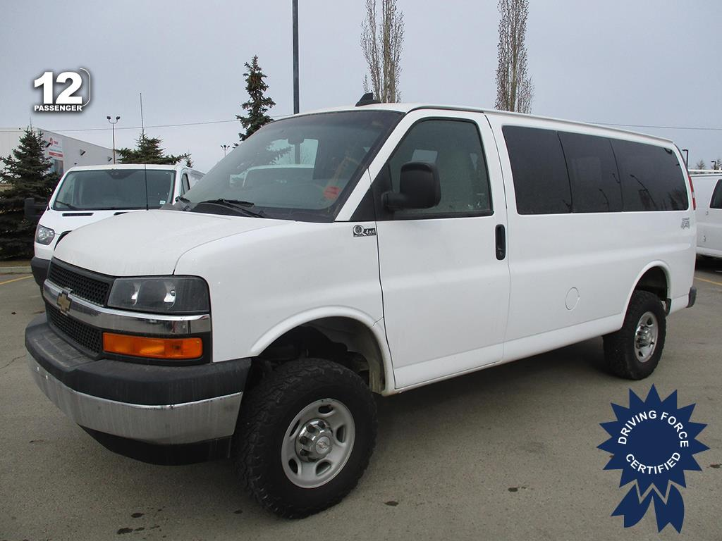 Click Here To View 2017 Chevrolet Express Passenger LT - 139492