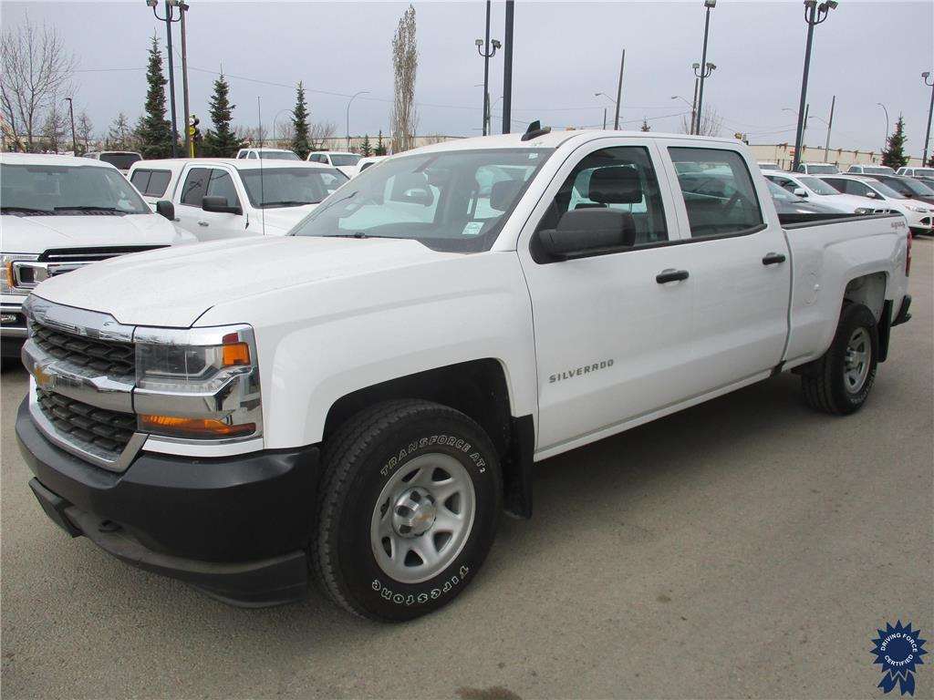 Click Here To View 2017 Chevrolet Silverado 1500 Work Truck - 139861