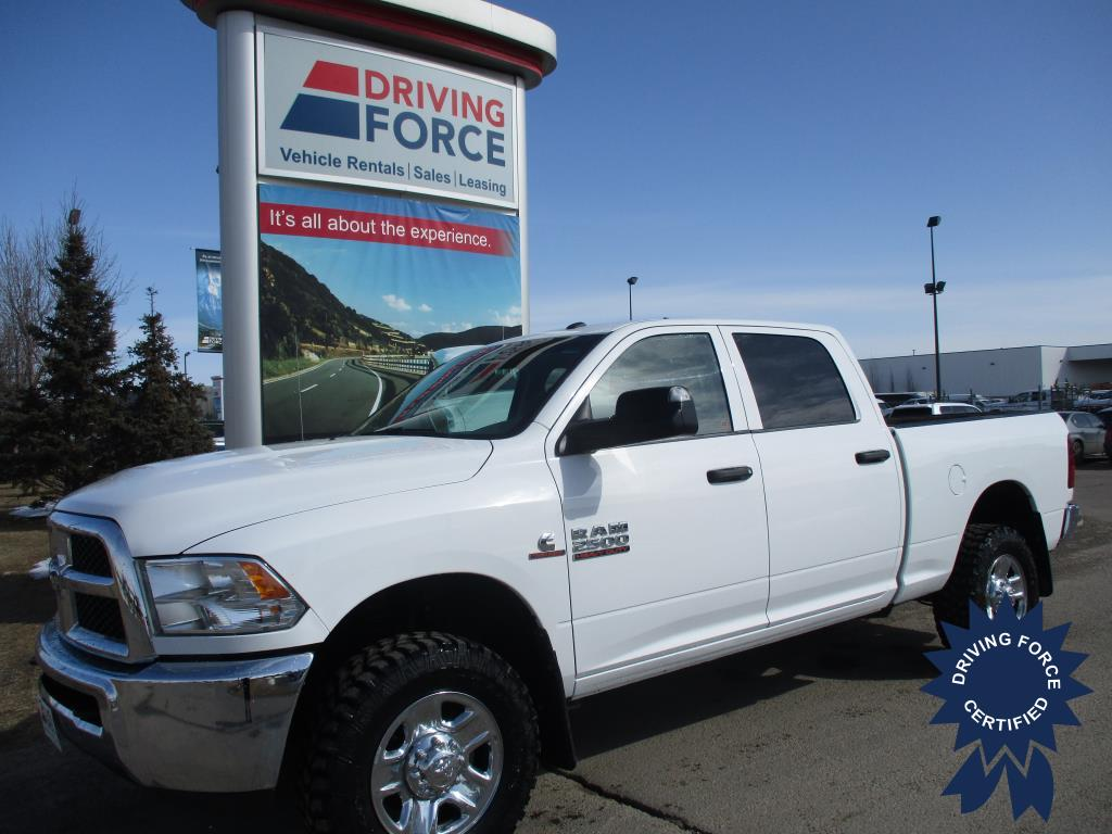 Click Here To View 2017 Ram 2500 ST - 140202
