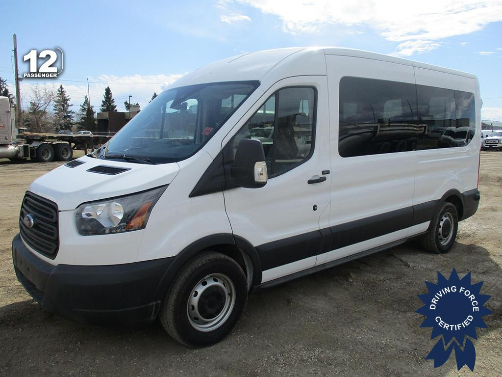 Click Here To View 2017 Ford Transit Wagon XL - 141270