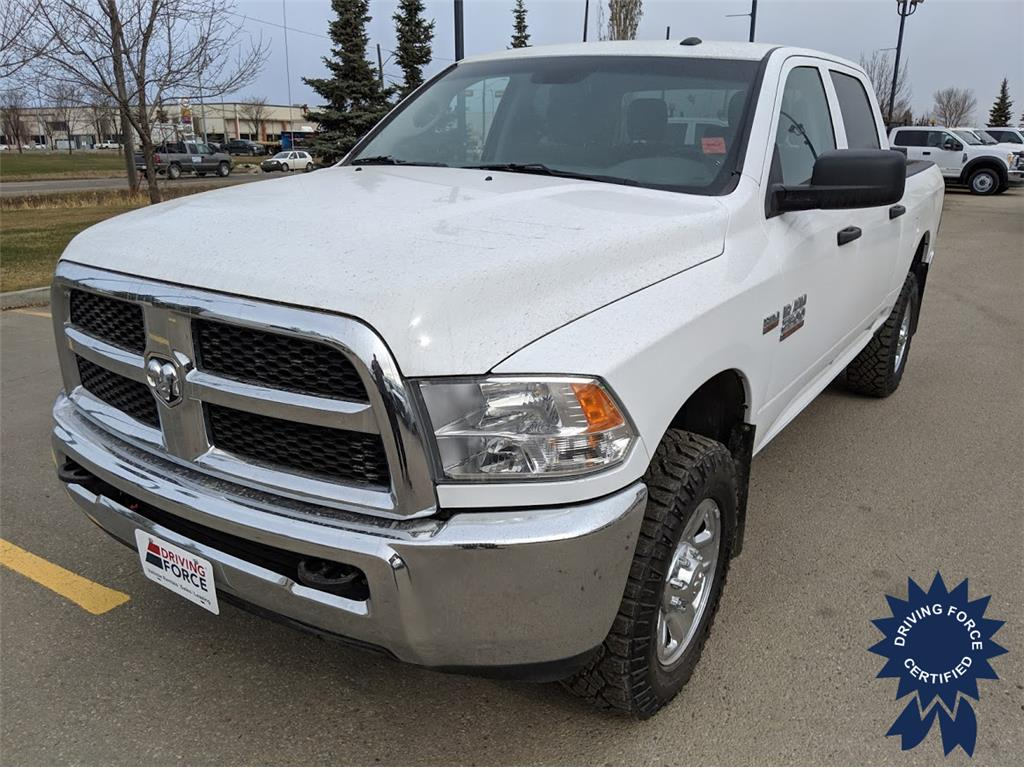 Click Here To View 2017 Ram 2500 ST - 141431