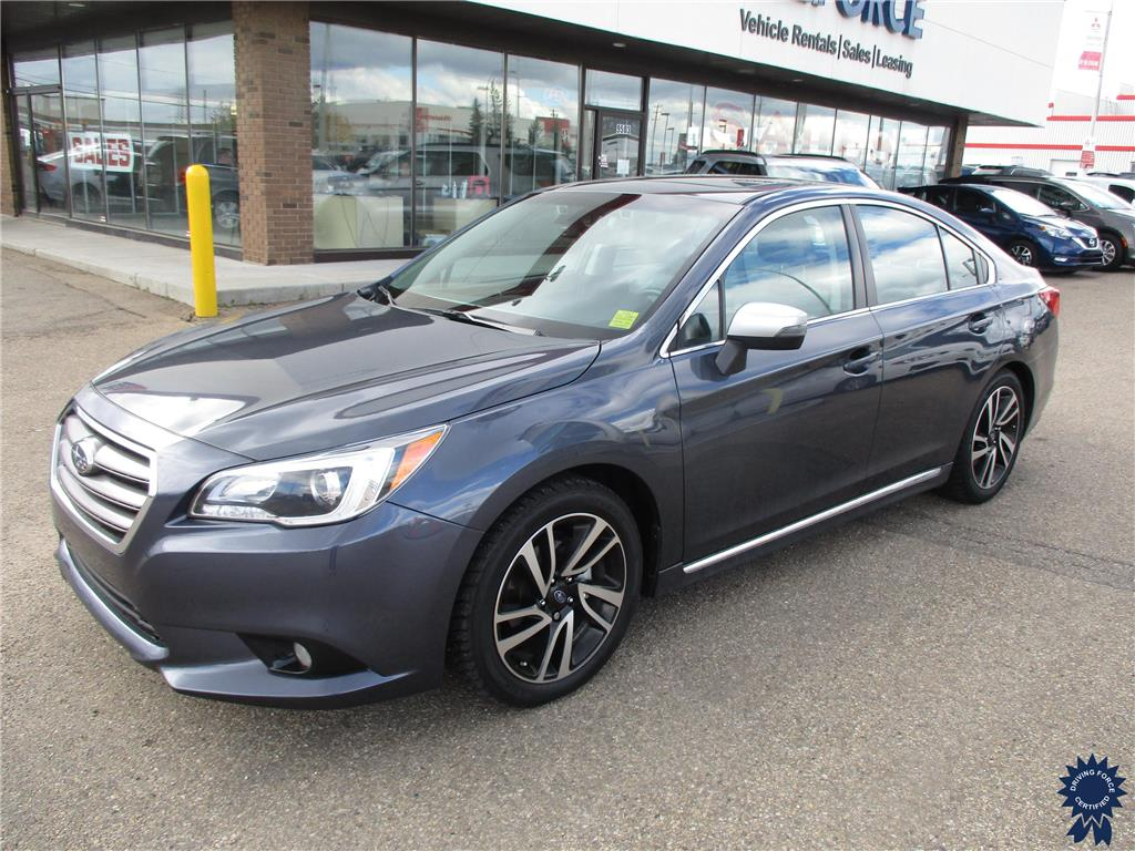 Click Here To View 2017 Subaru Legacy 2.5i w/Sport Technology - 141667