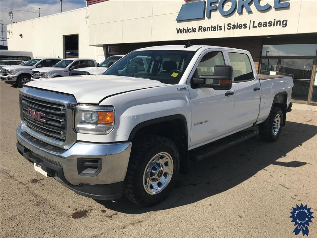 Click Here To View 2017 GMC Sierra 2500HD  - 141953