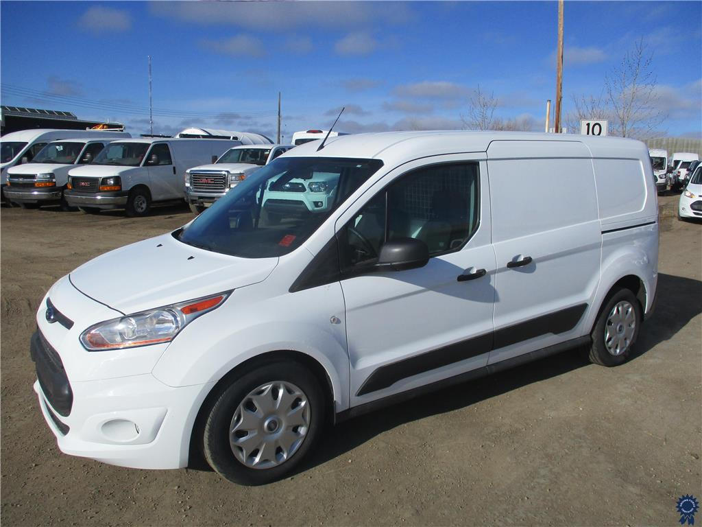 Click Here To View 2018 Ford Transit Connect Van XLT - 142123